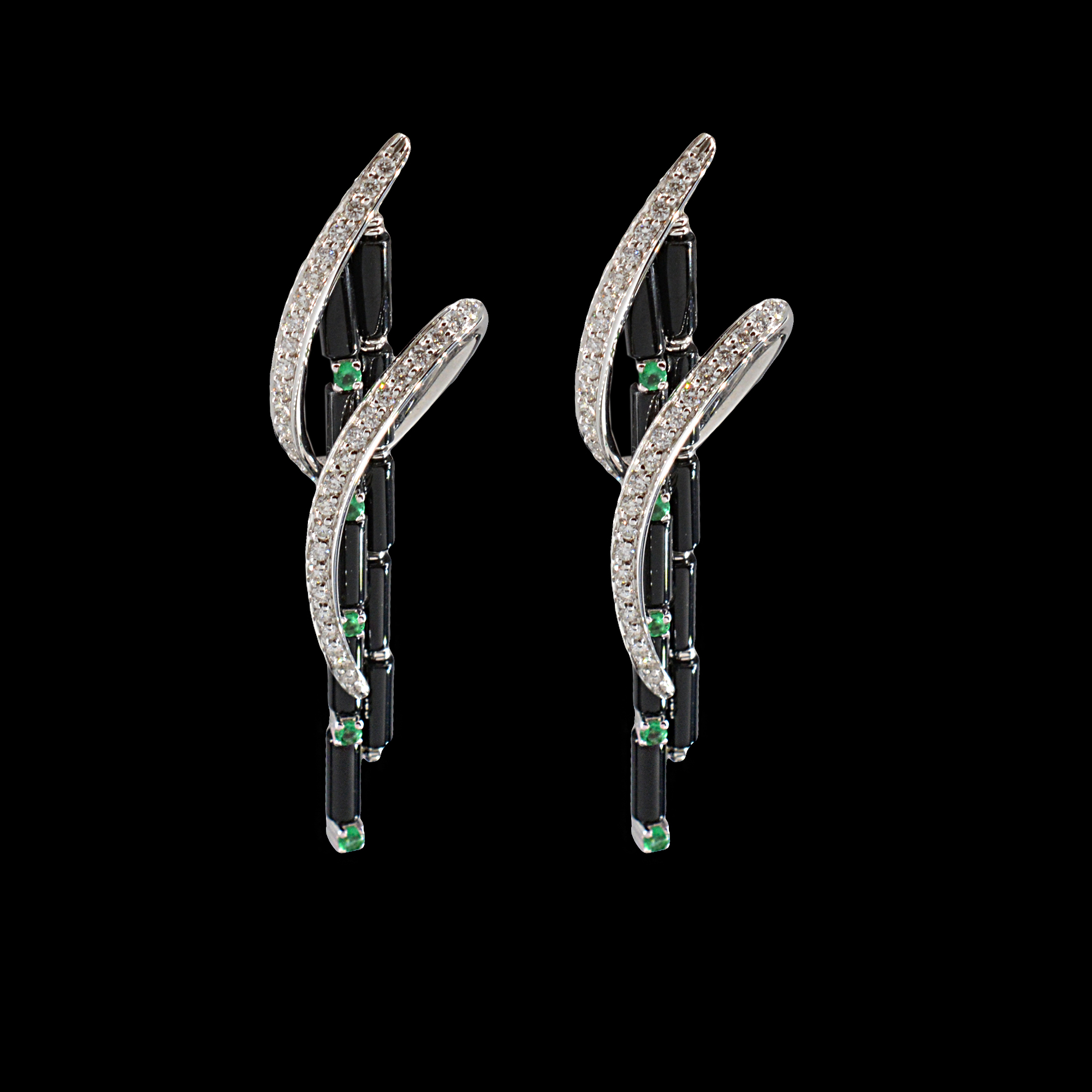 Emerald Earrings e492f027573