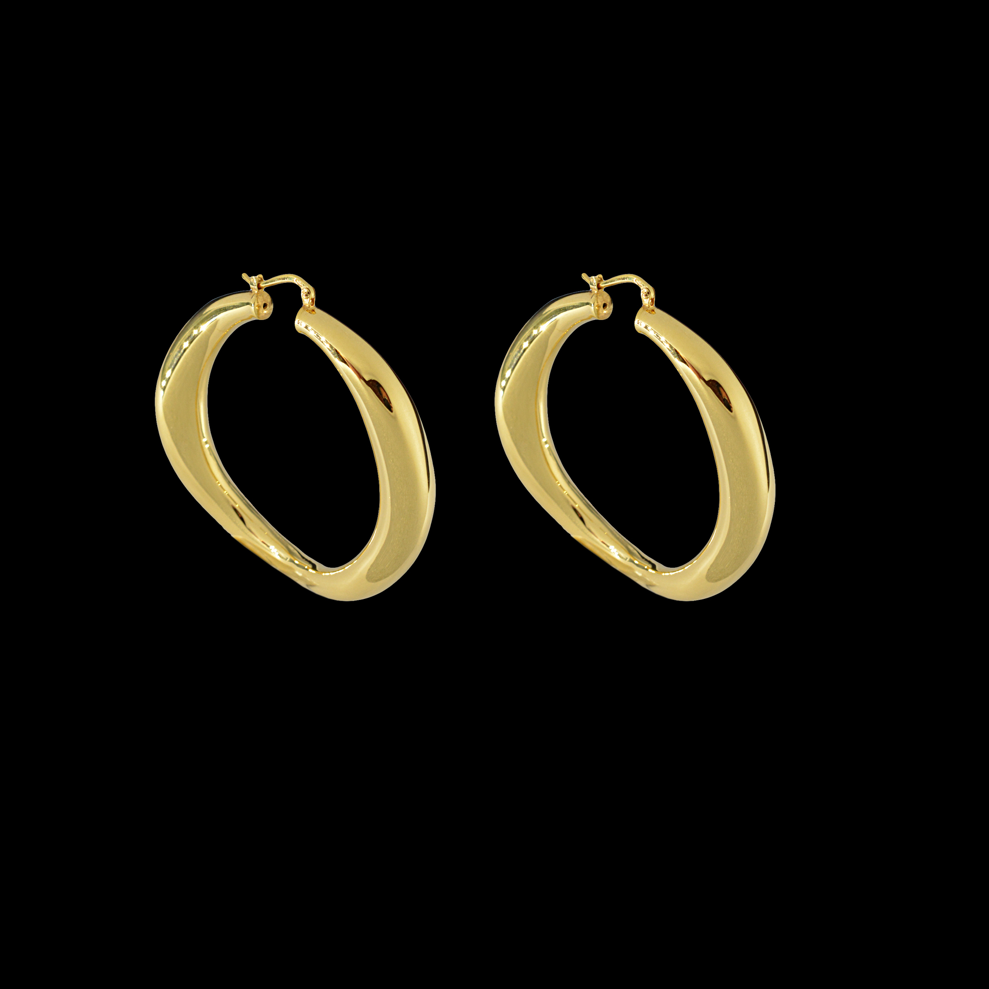 Hoop earrings 73e3b47198e